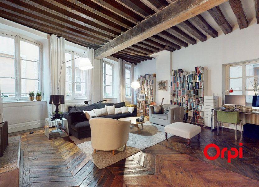 Appartement à vendre 160.16m2 à Lyon 1