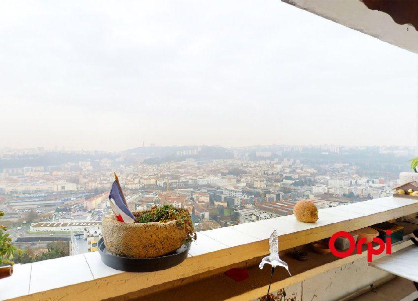 Appartement à vendre 74m2 à Lyon 9