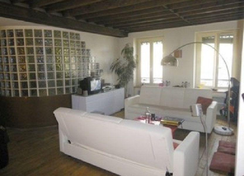 Appartement à vendre 60m2 à Lyon 9