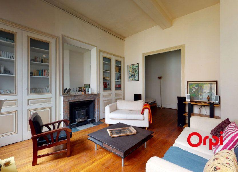 Appartement à vendre 103m2 à Lyon 1