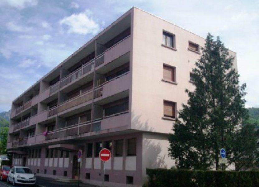 Appartement à louer 33m2 à Cluses