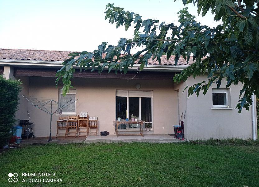 Maison à vendre 83m2 à Saint-André-de-Cubzac