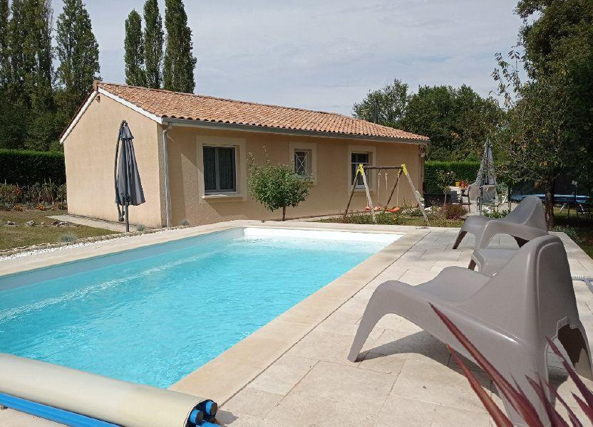 Maison à vendre 123m2 à Saint-André-de-Cubzac