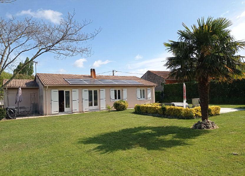 Maison à vendre 88m2 à Gauriaguet