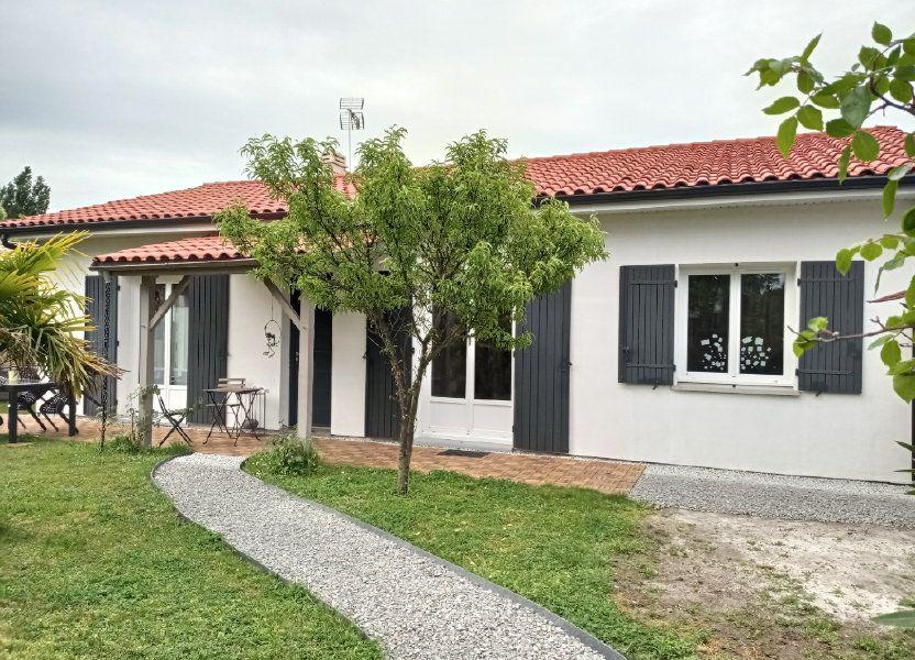 Maison à vendre 104m2 à Saint-André-de-Cubzac