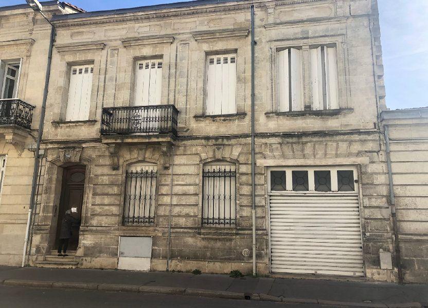 Maison à vendre 215m2 à Bordeaux