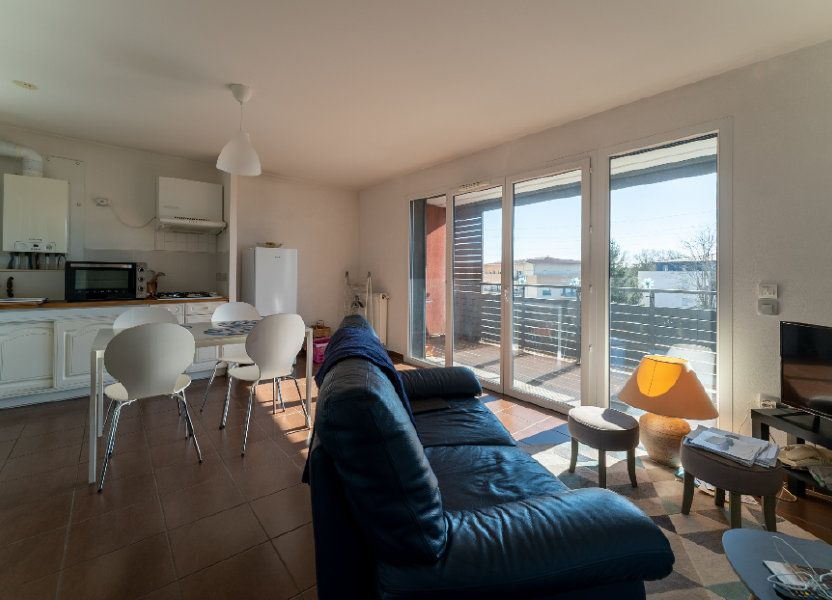 Appartement à vendre 57.25m2 à La Teste-de-Buch