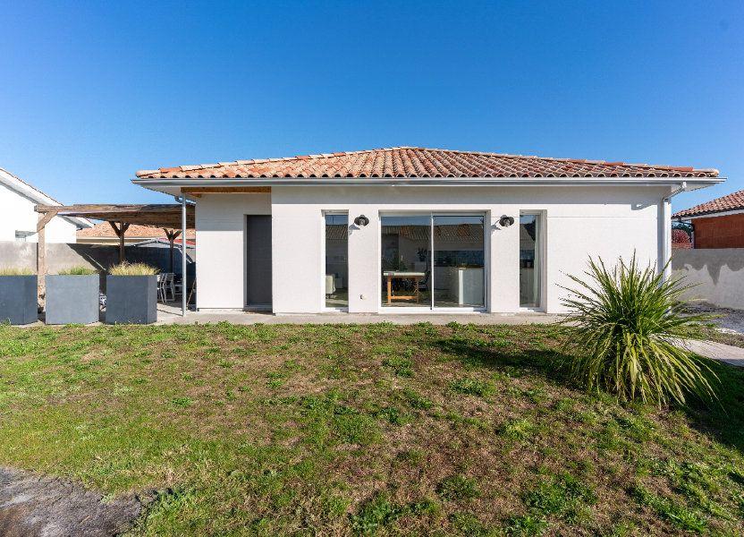 Maison à vendre 90m2 à Parentis-en-Born