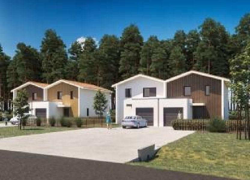 Maison à vendre 80.84m2 à Biscarrosse