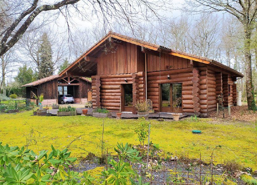 Maison à vendre 140m2 à Commensacq