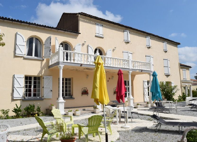 Maison à vendre 506m2 à La Rochefoucauld