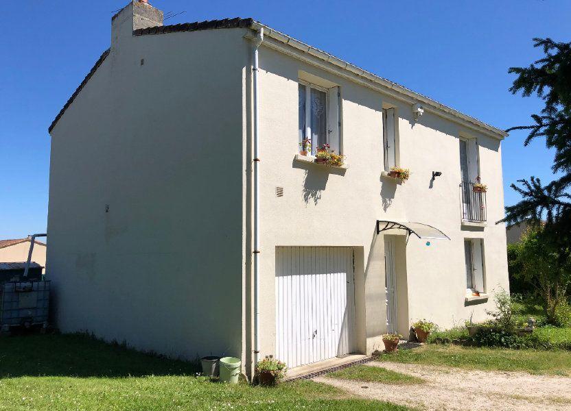 Maison à vendre 88m2 à La Rochefoucauld