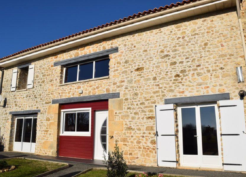 Maison à vendre 170m2 à Marillac-le-Franc