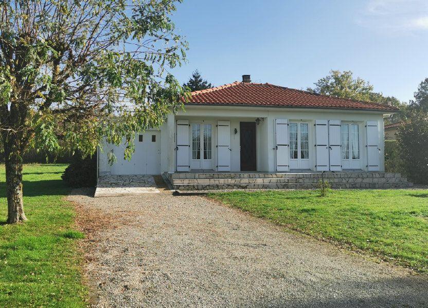 Maison à vendre 70m2 à Roumazières-Loubert
