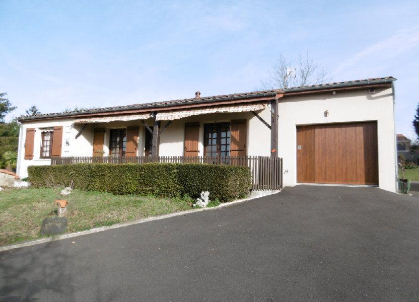 Maison à vendre 112m2 à Taponnat-Fleurignac