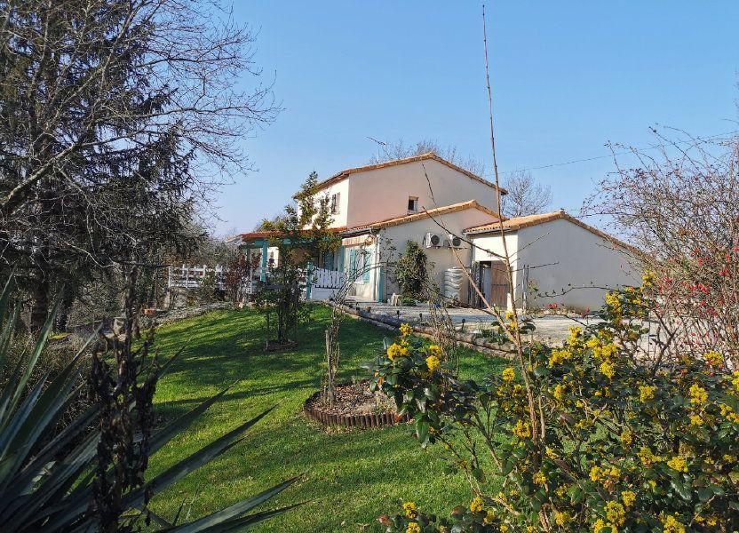 Maison à vendre 176m2 à Cellefrouin