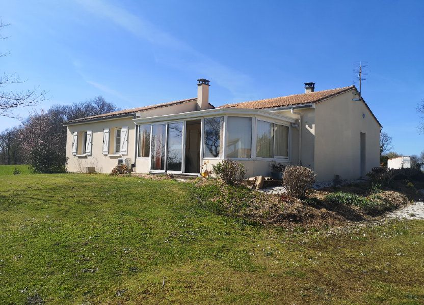 Maison à vendre 101m2 à Saint-Claud