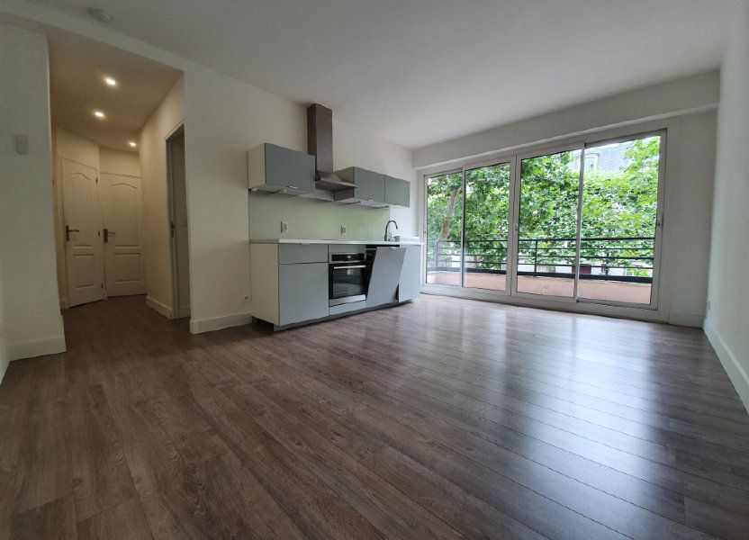 Appartement à louer 38m2 à Boulogne-Billancourt