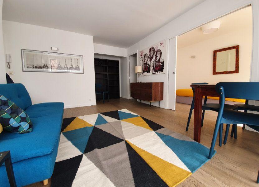 Appartement à louer 56m2 à Paris 15