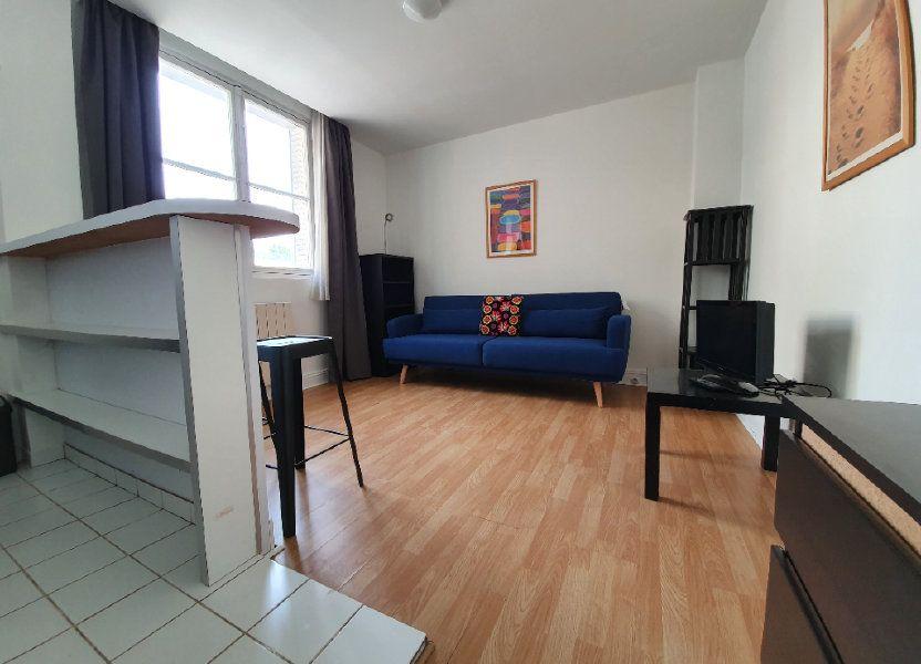 Appartement à louer 23.25m2 à Paris 16