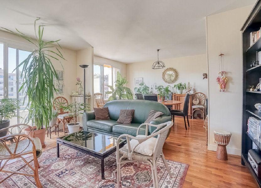 Appartement à vendre 82.85m2 à Boulogne-Billancourt