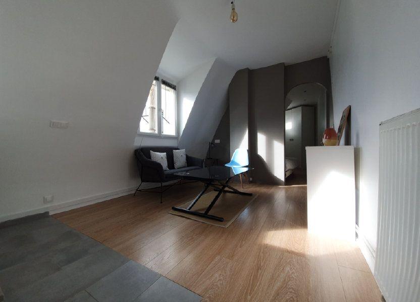 Appartement à louer 27.89m2 à Boulogne-Billancourt