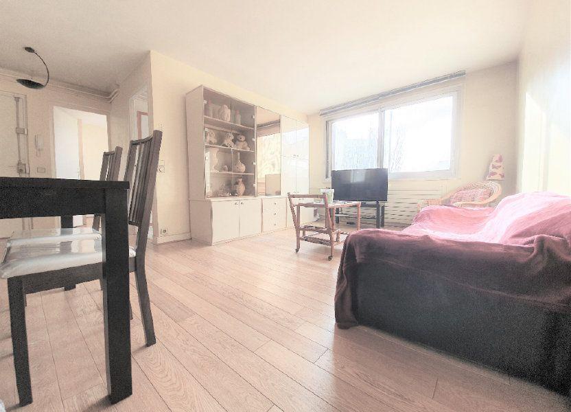 Appartement à vendre 70m2 à Boulogne-Billancourt