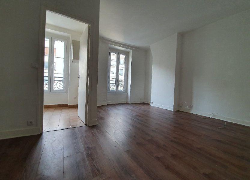 Appartement à louer 23.5m2 à Boulogne-Billancourt
