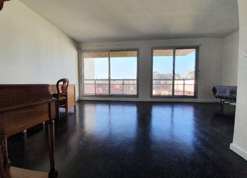 Appartement à vendre 62.55m2 à Boulogne-Billancourt