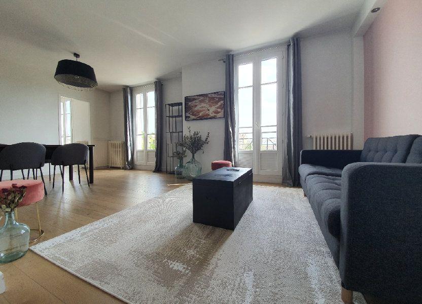 Appartement à louer 67m2 à Boulogne-Billancourt