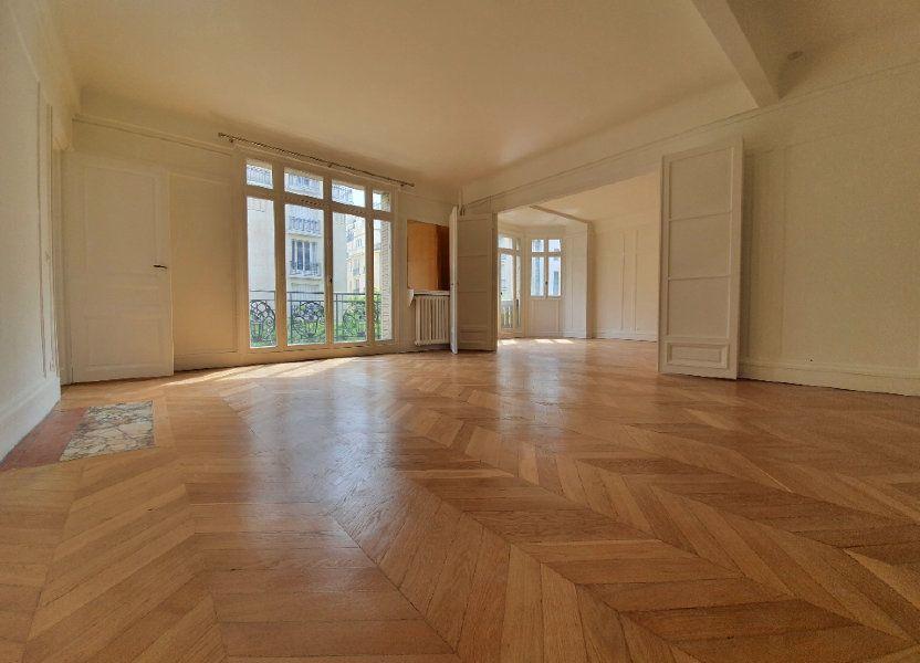 Appartement à louer 132.47m2 à Paris 16