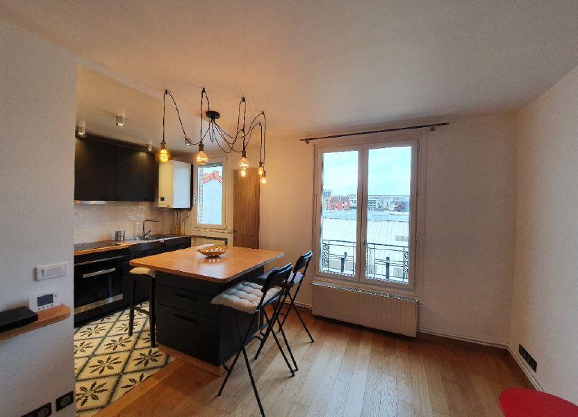 Appartement a louer boulogne-billancourt - 2 pièce(s) - 38.26 m2 - Surfyn