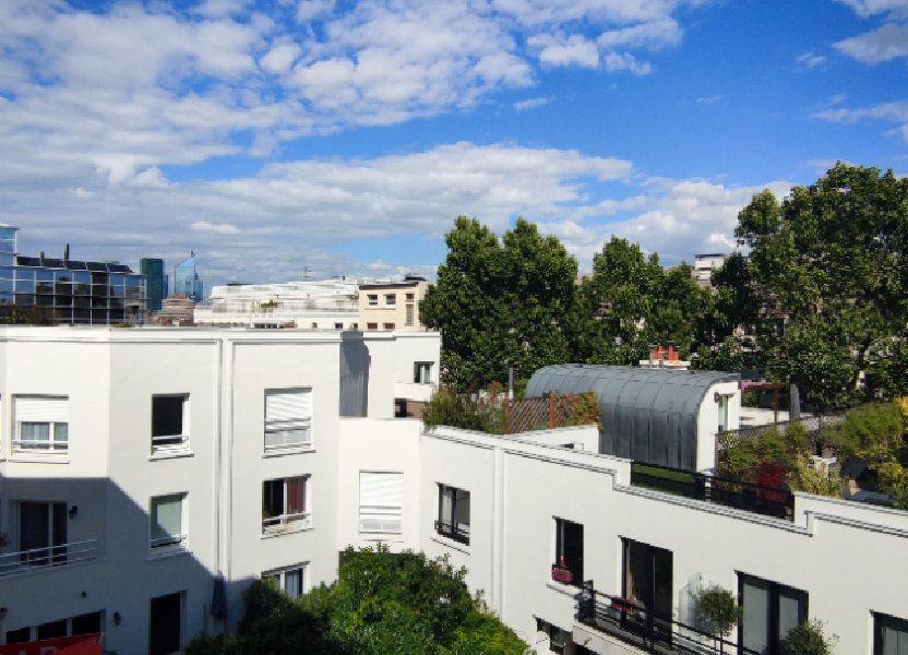 Appartement à louer 51.1m2 à Suresnes