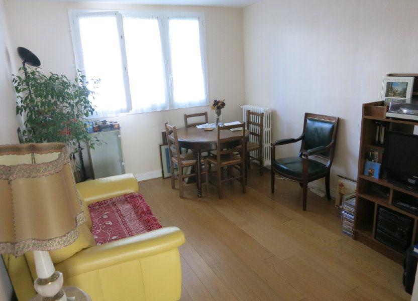 Appartement à louer 52m2 à Nanterre