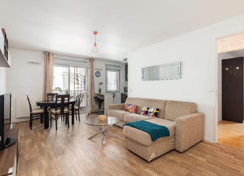 Appartement à vendre 61.04m2 à Nanterre
