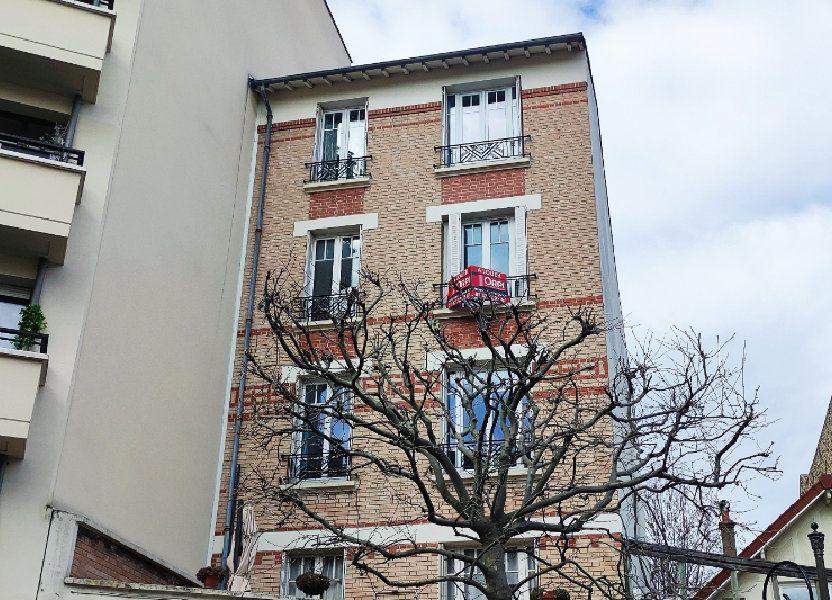 Appartement à louer 50.47m2 à Suresnes
