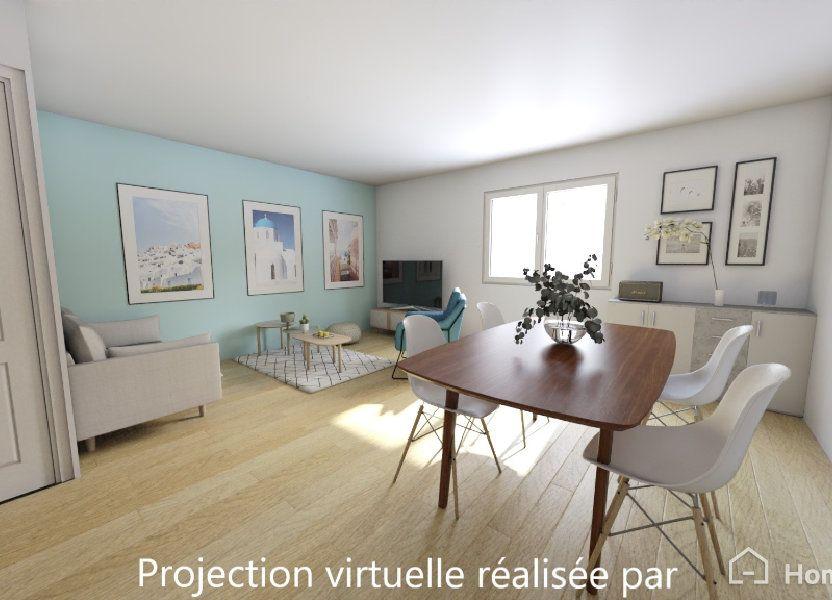 Appartement à vendre 72m2 à Courbevoie