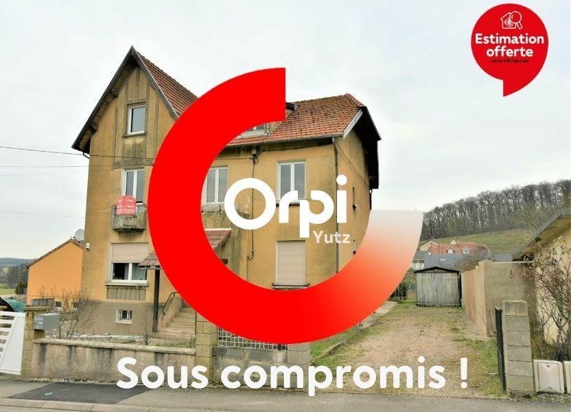 Appartement à vendre 91.75m2 à Koenigsmacker