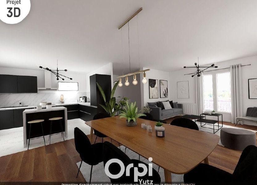 Maison à vendre 123m2 à Thionville