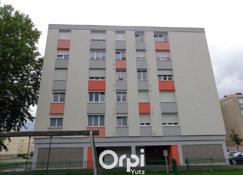 Appartement à louer 60m2 à Yutz