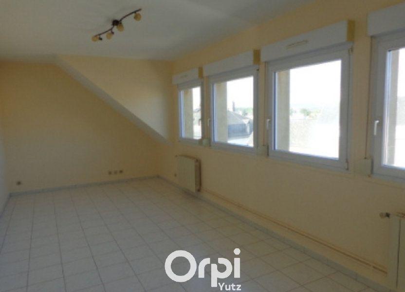 Appartement à louer 75m2 à Thionville