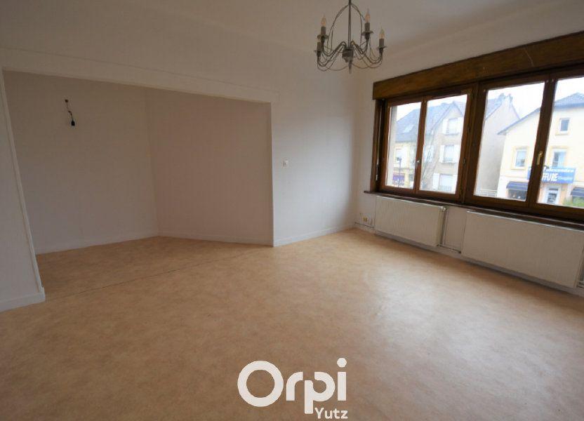 Appartement à louer 78.9m2 à Yutz