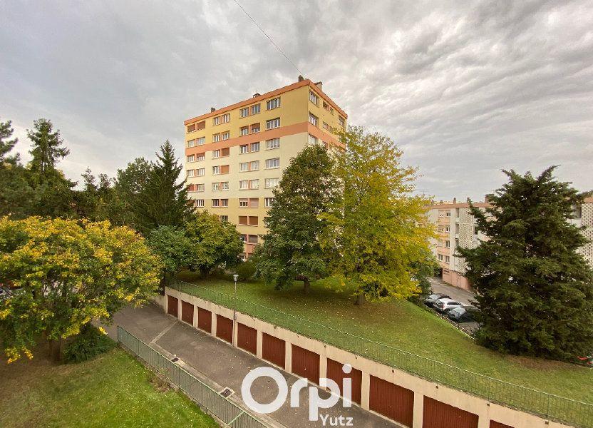 Appartement à vendre 58m2 à Thionville
