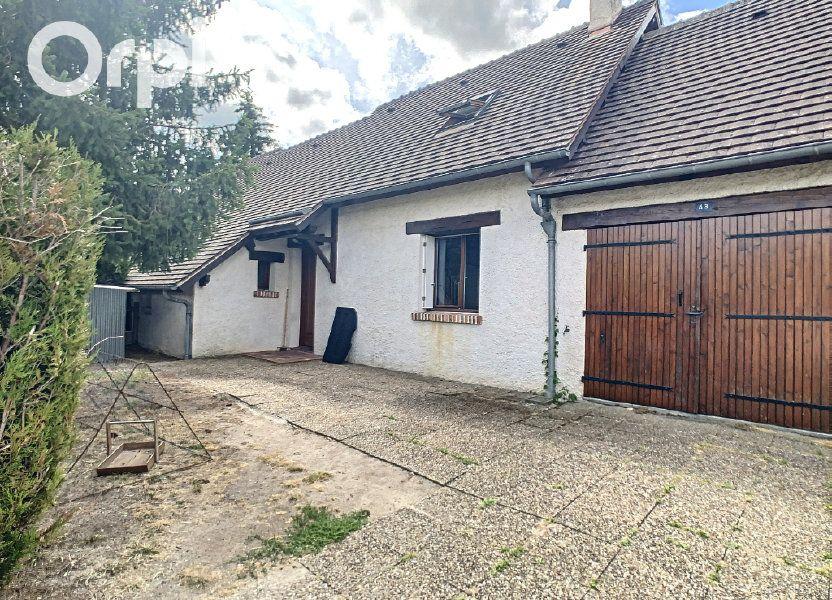 Maison à louer 83.5m2 à La Ferté-Imbault