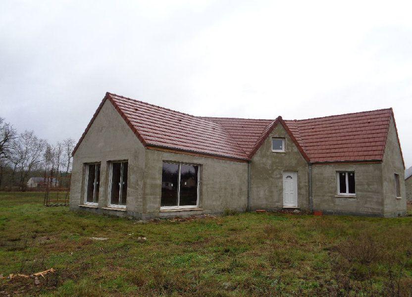 Maison à vendre 150m2 à La Ferté-Imbault