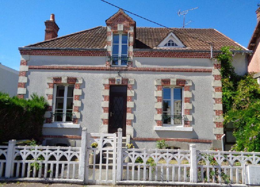Maison à louer 145m2 à Salbris