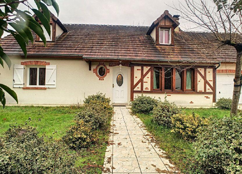 Maison à vendre 181m2 à Salbris
