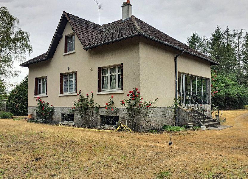 Maison à vendre 125m2 à Salbris