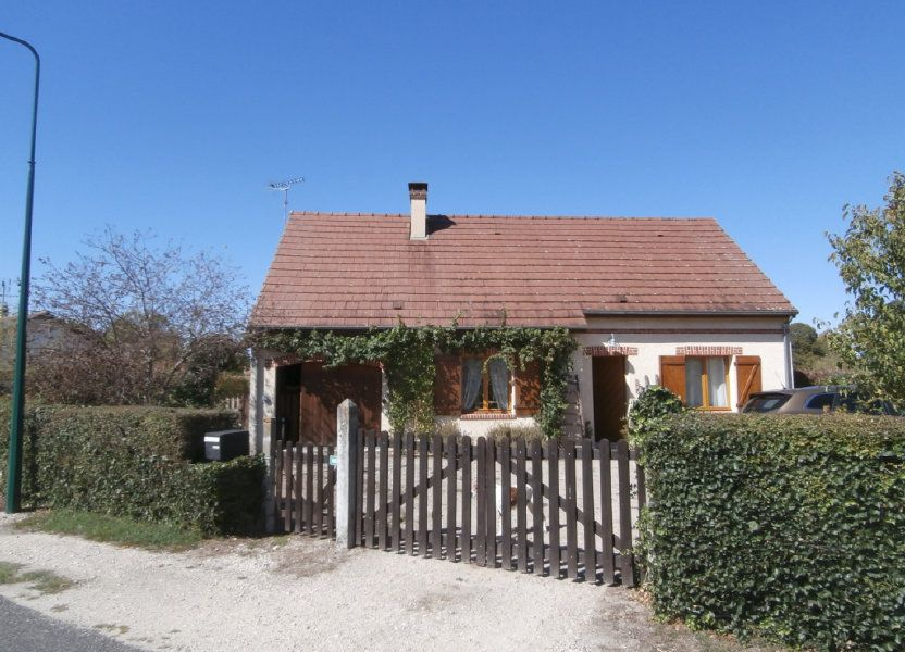 Maison à vendre 79m2 à La Ferté-Beauharnais