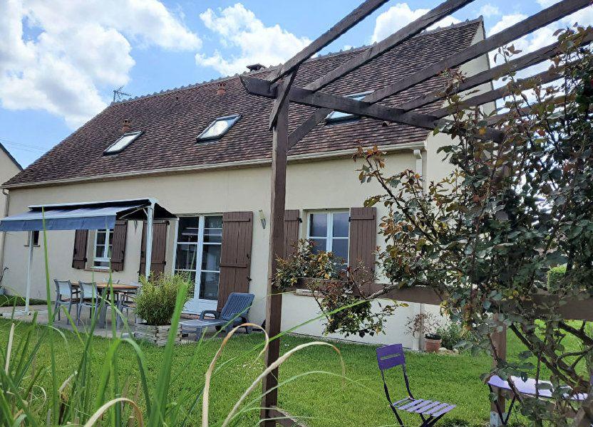 Maison à vendre 137m2 à Bauzy